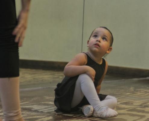 Clase Ballet